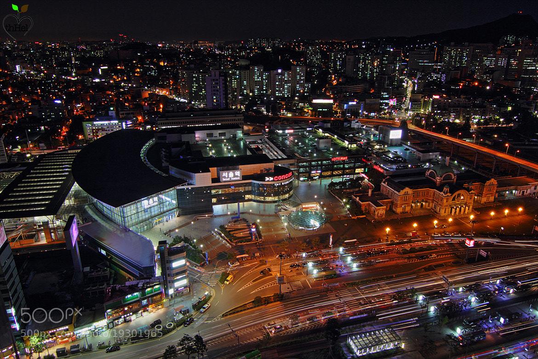 Photograph Seoul Station by MythHel on 500px
