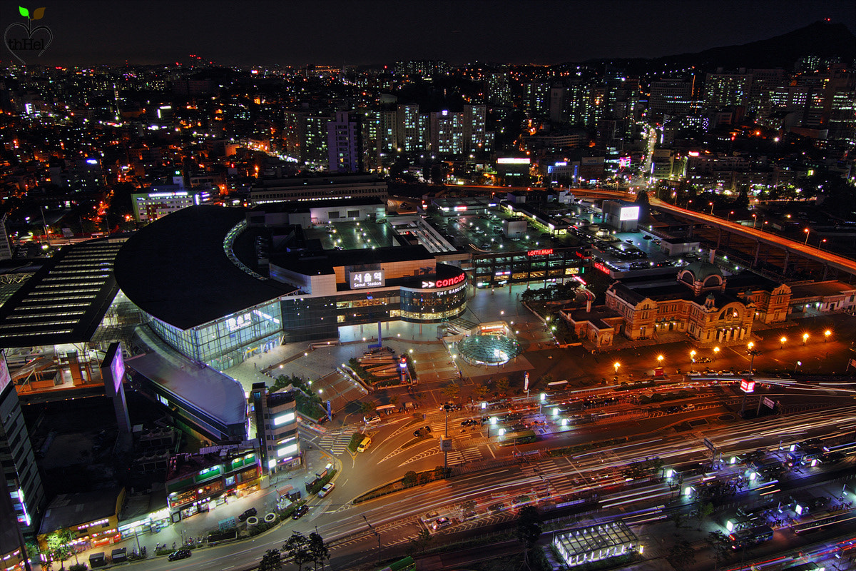 Photograph Seoul Station by MythHel on 500px
