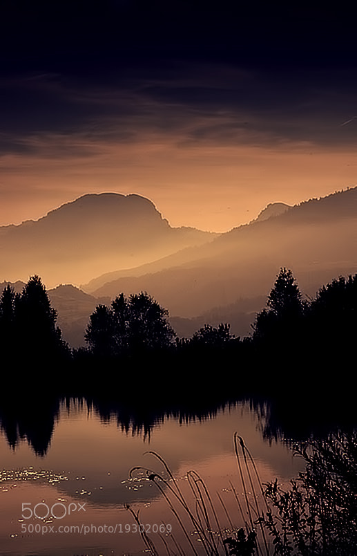 Photograph Swiss Autumn by Richard Tierney on 500px