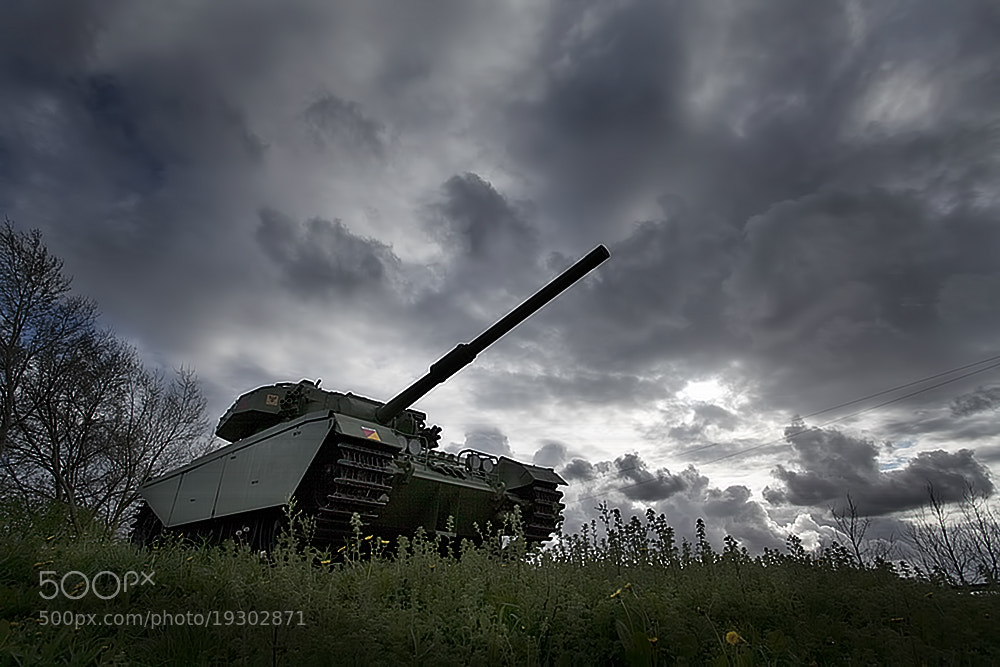Photograph Tank by Richard Tierney on 500px
