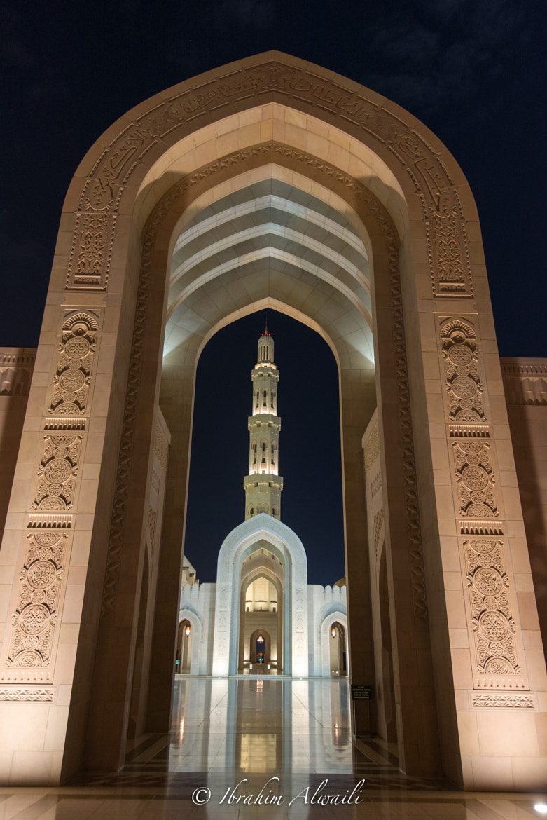 Photograph Sultan Qaboos Grand Mosque - Muscat, Oman by Ibrahim AlWaili on 500px