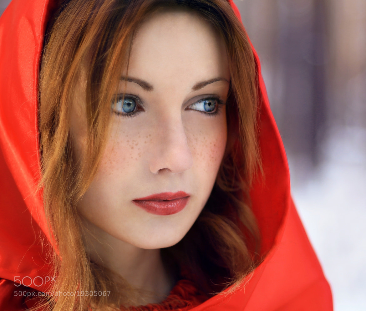 Photograph red riding hood by Jane † on 500px