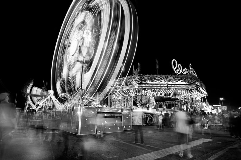 Photograph Whirling at The Ex by Miles Storey on 500px