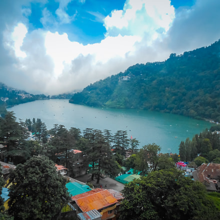 Travel diaries, throwback Nainital!, Nikon COOLPIX S2700
