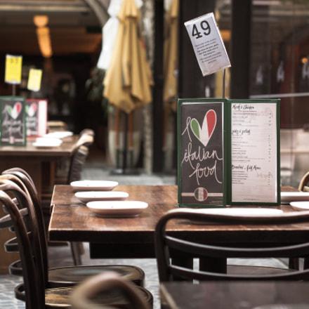 the Italian restaurant in Bankstown