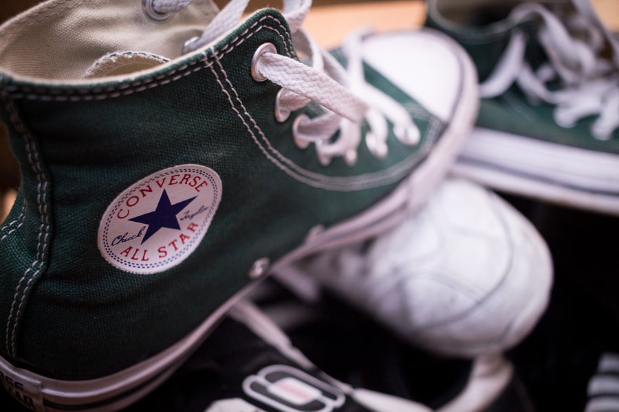 Converse by Alex Agudo on 500px.com