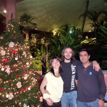 Christmas at Paranal, Panasonic DMC-ZS1