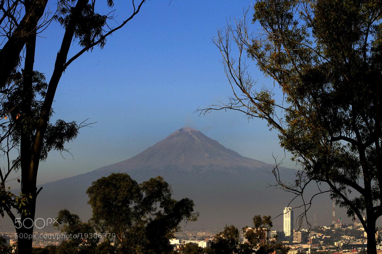 Photograph Volcano and city by Cristobal Garciaferro Rubio on 500px