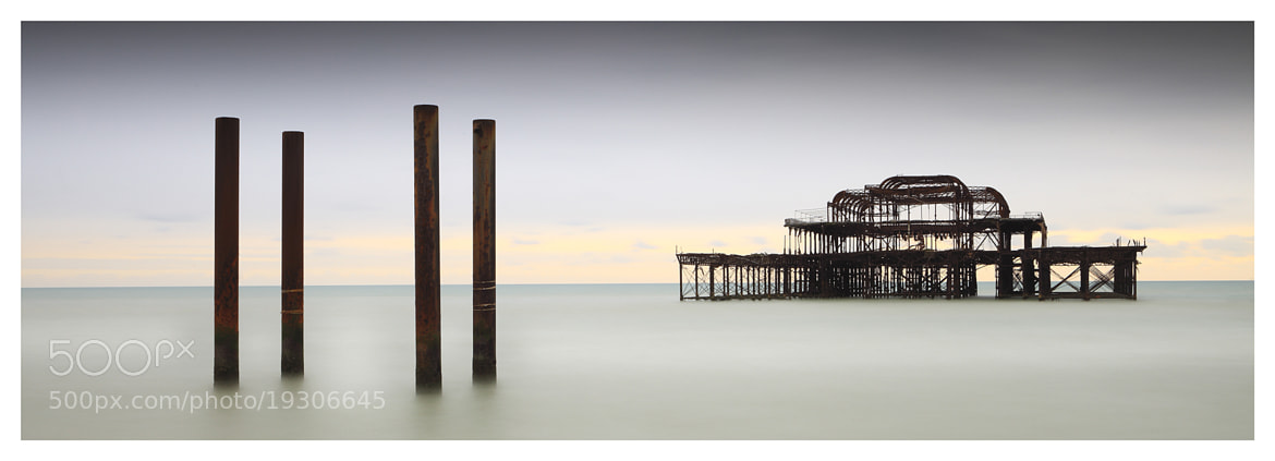 Photograph Brighton 01 by patrick van den broucke on 500px