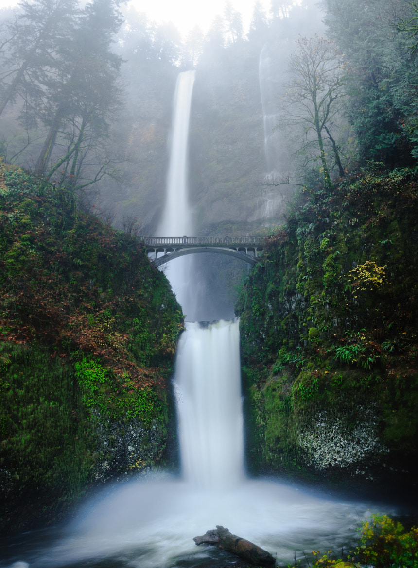 Photograph Multnomah Falls (Preconceived Ideas) by Eric Leslie on 500px