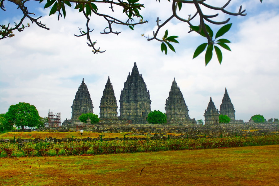 Photograph Prambanan Temple by Tatang Yudiatmoko on 500px