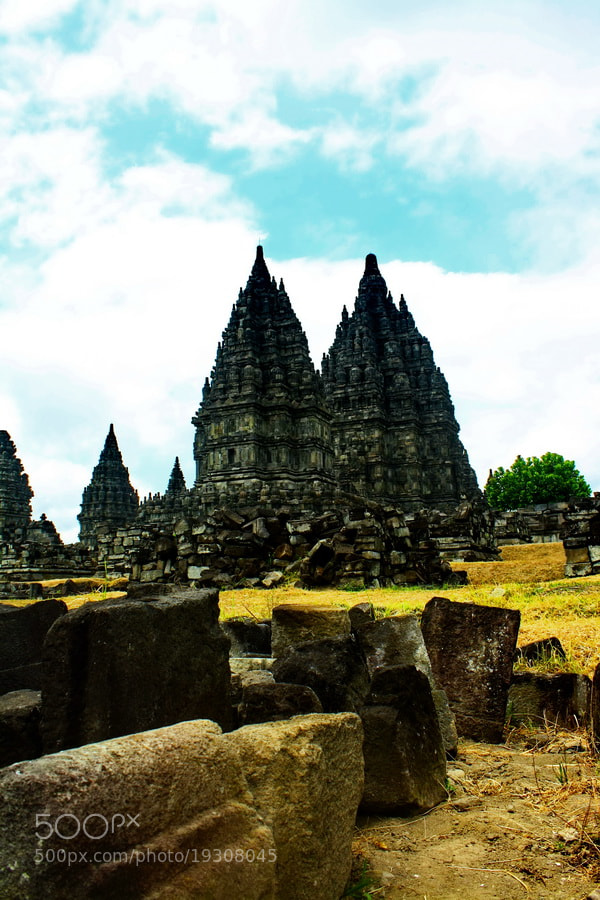 Photograph Prambanan Temple by Tatang Yudiatmoko on 500px
