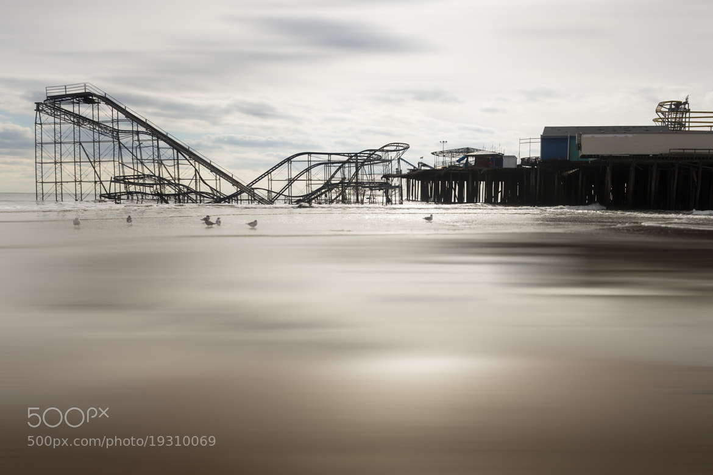 Photograph Seaside Rollercoaster by Jo Hendley on 500px