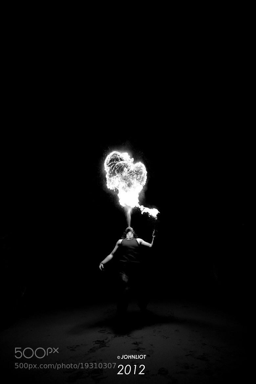 Photograph Pitch Black Progress by John Liot on 500px