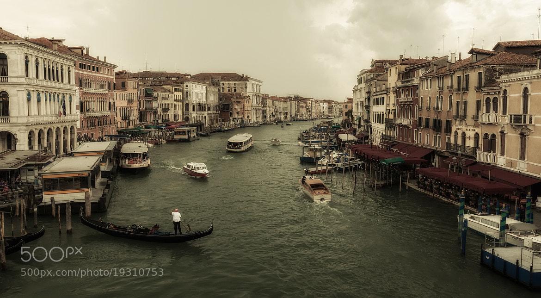 Photograph A postcard from Venice by Sergey Shaposhnikov on 500px
