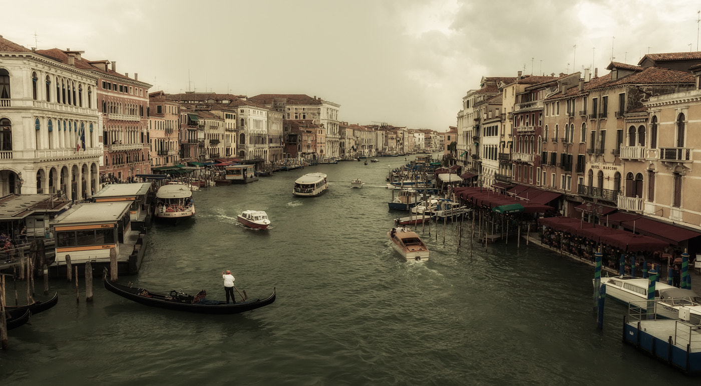 Photograph A postcard from Venice by Sergey Shaposhnikov on 500px