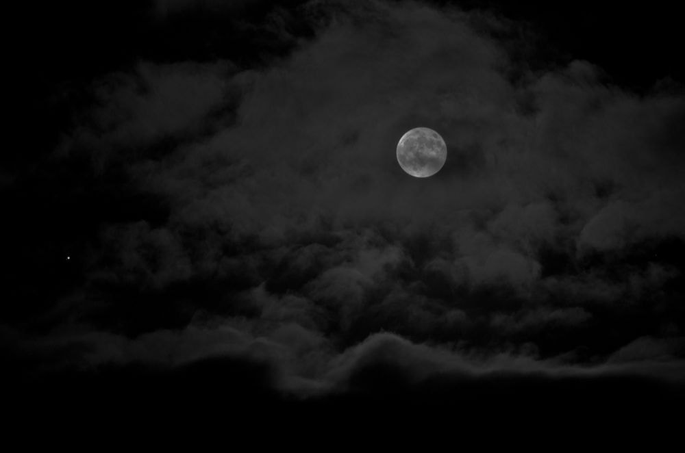Photograph Moon by Happy Peppie on 500px
