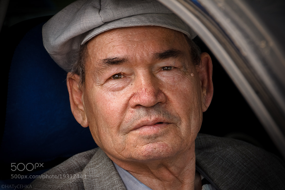 Photograph Granddad by HATyCEHKA  on 500px
