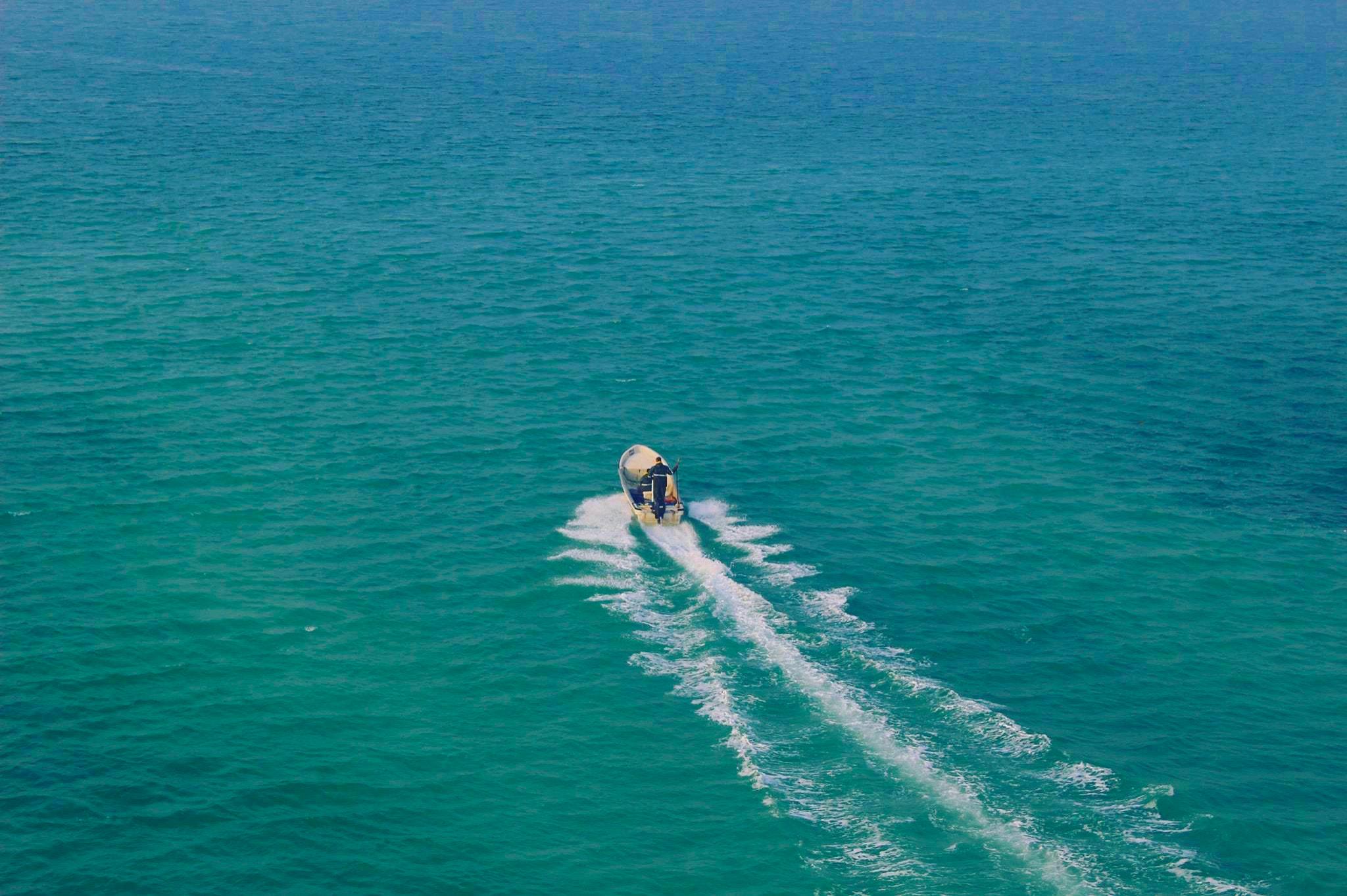 Bahrain sea