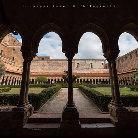 The Cloisters of Monreale