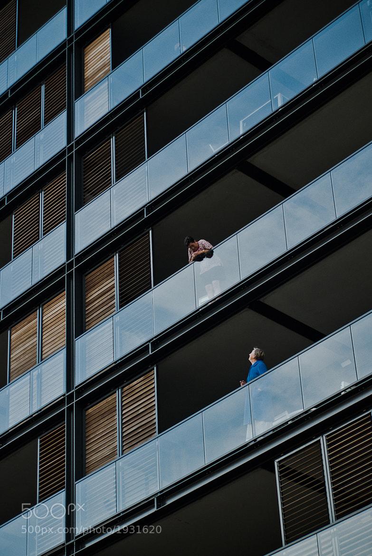 Photograph Neighbours by Peter Eeckelaert on 500px