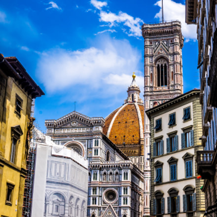 Duomo florence, Sony ILCE-7, Sigma 30mm F2.8 [EX] DN