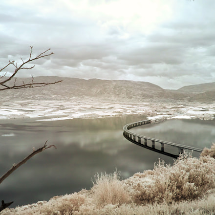 infrared view of Servia, Panasonic DMC-FH27