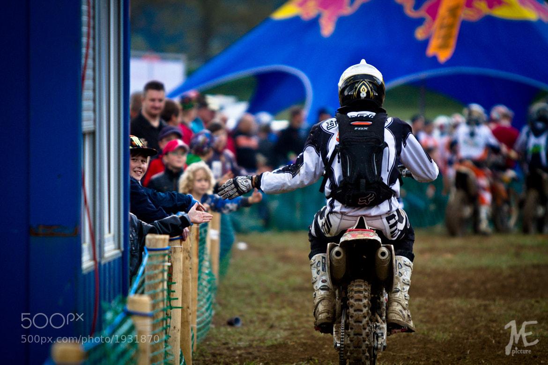 Photograph Motocross by Matthias Eberl on 500px