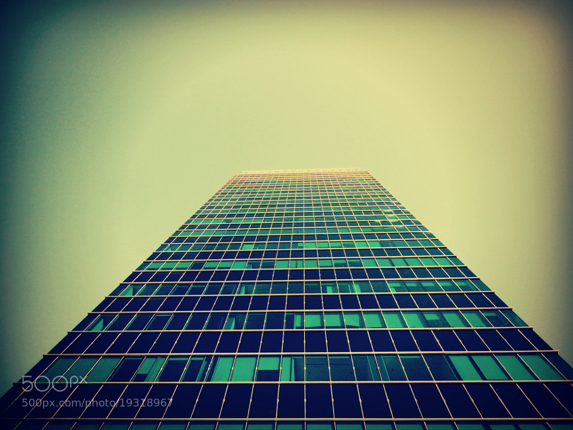 Photograph Building, sky and City.  by Sergio Nuñez on 500px