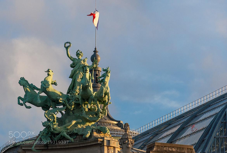 Photograph Grand Palais, Paris by Kristhian Mason on 500px
