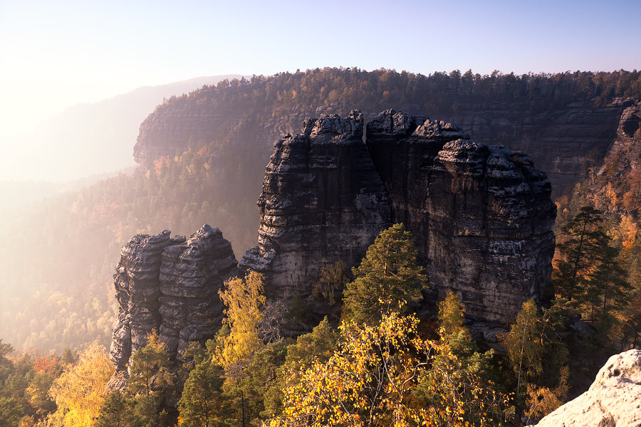 Photograph Bohemian Switzerland by Alexei Mikhailov on 500px