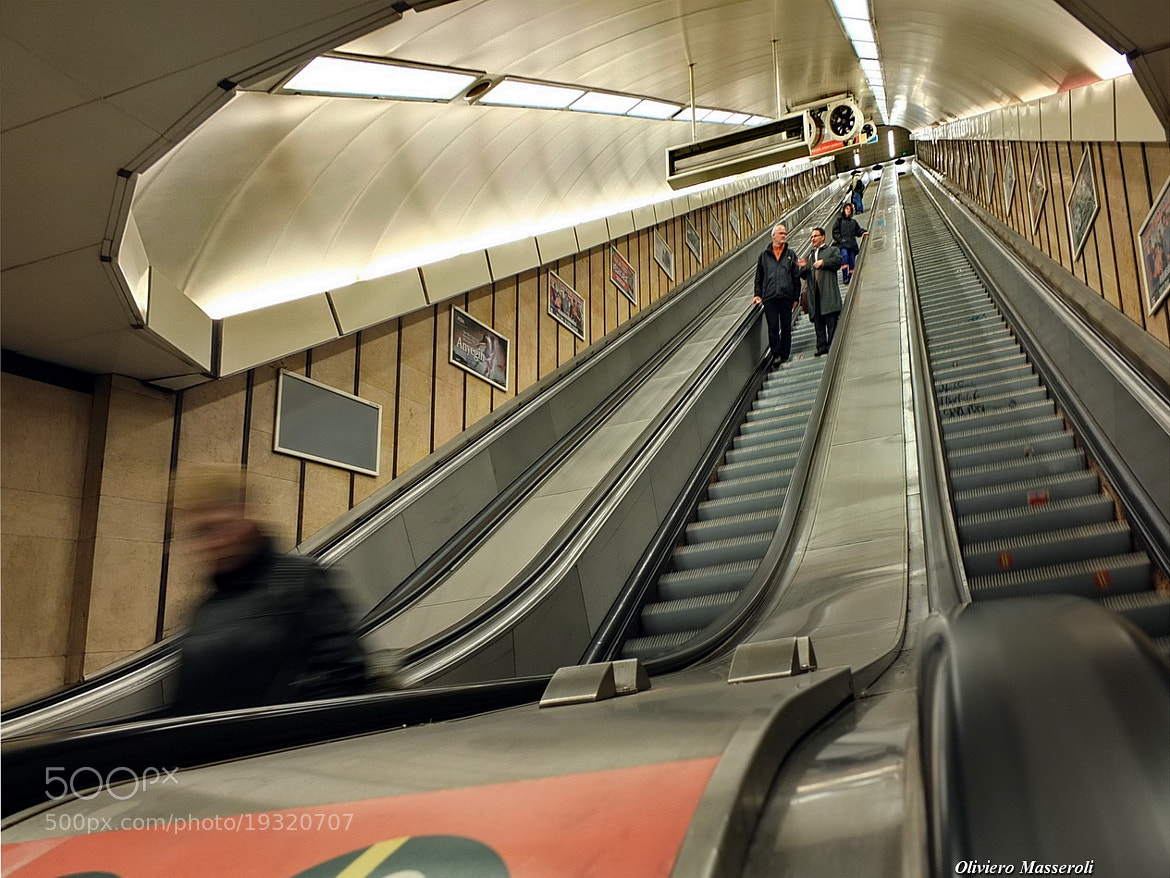 Photograph Underground by Oliviero Masseroli on 500px