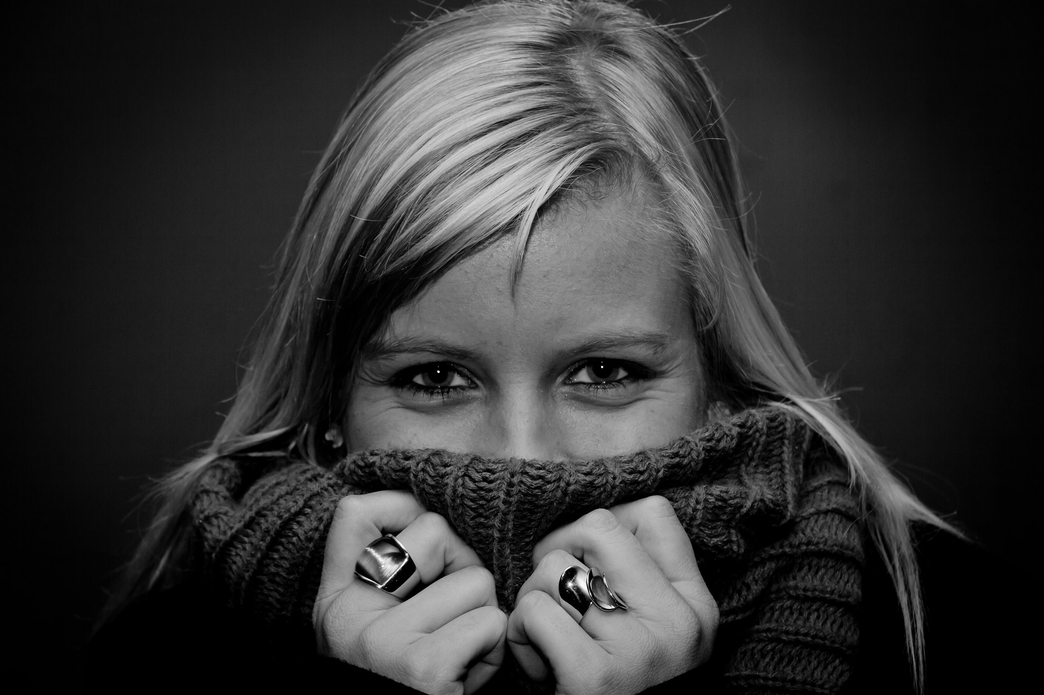 Photograph Liselotte by Denis Caeyers on 500px