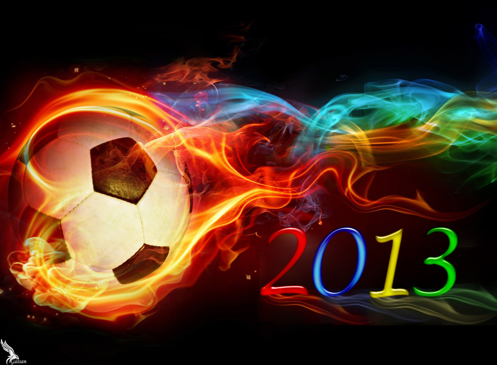 Photograph Football 2013  by gassan  on 500px