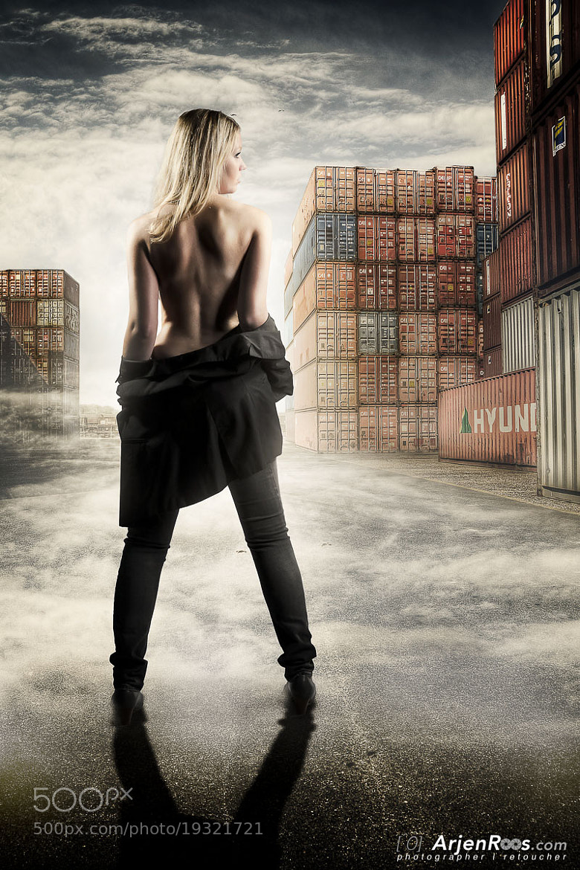 Photograph Misty Docks by Arjen Roos on 500px