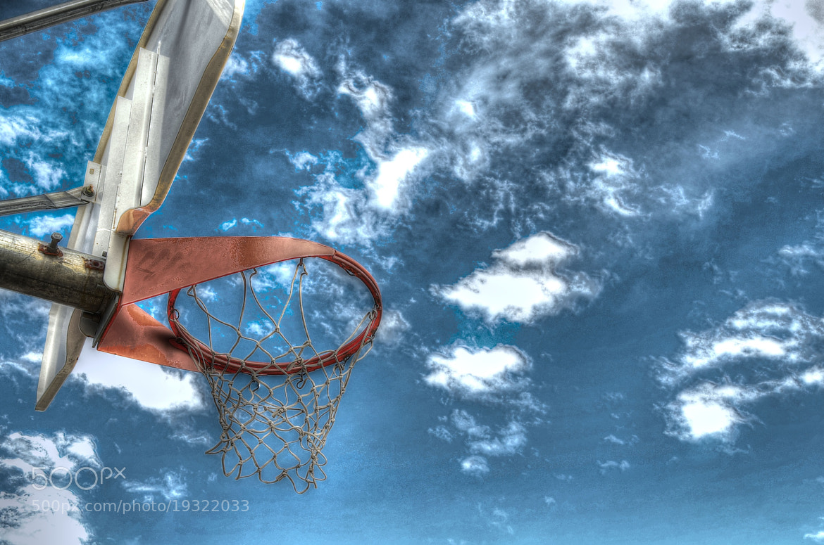 Photograph HDR Hoops by Jeff Heredia on 500px
