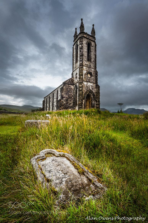 Photograph Dunlewey Church by Alan Owens on 500px
