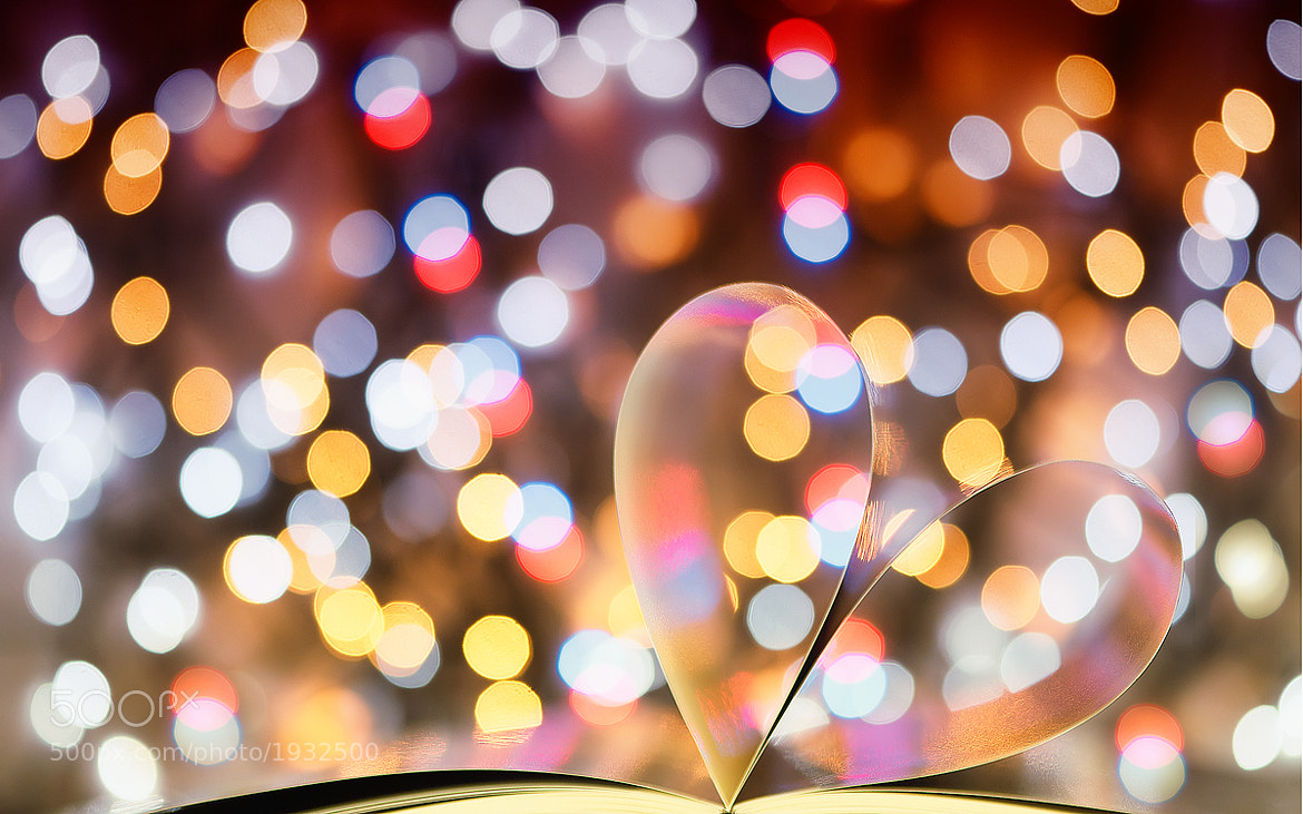 Photograph bokeh in the heart by simona forte on 500px