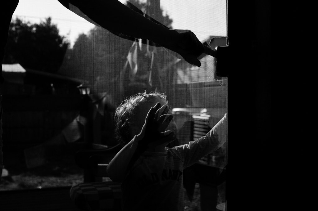 Photograph Let me in by Dennis Rivera on 500px