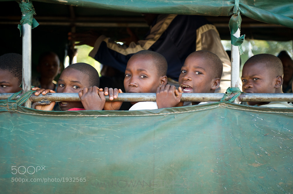 Photograph Makua Boys, Mozambique by Rowan Sims on 500px