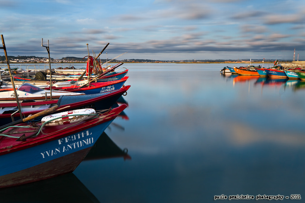 Photograph Little Boats by Paulo Penicheiro on 500px