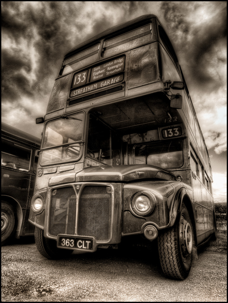 Photograph The Bus by Matthew Jones on 500px