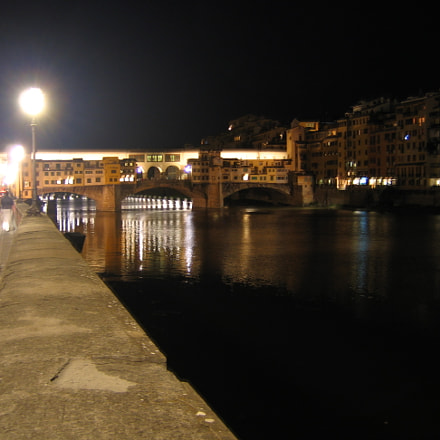 Night Picture, Canon POWERSHOT A95