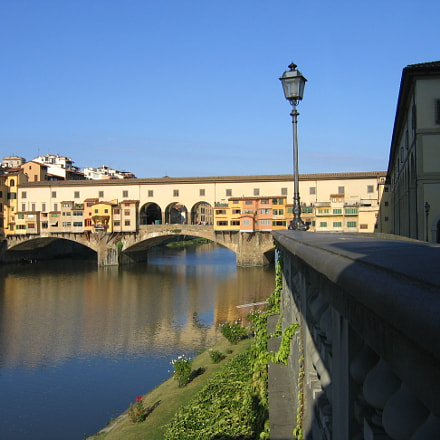 Florence Italy, Canon POWERSHOT A95
