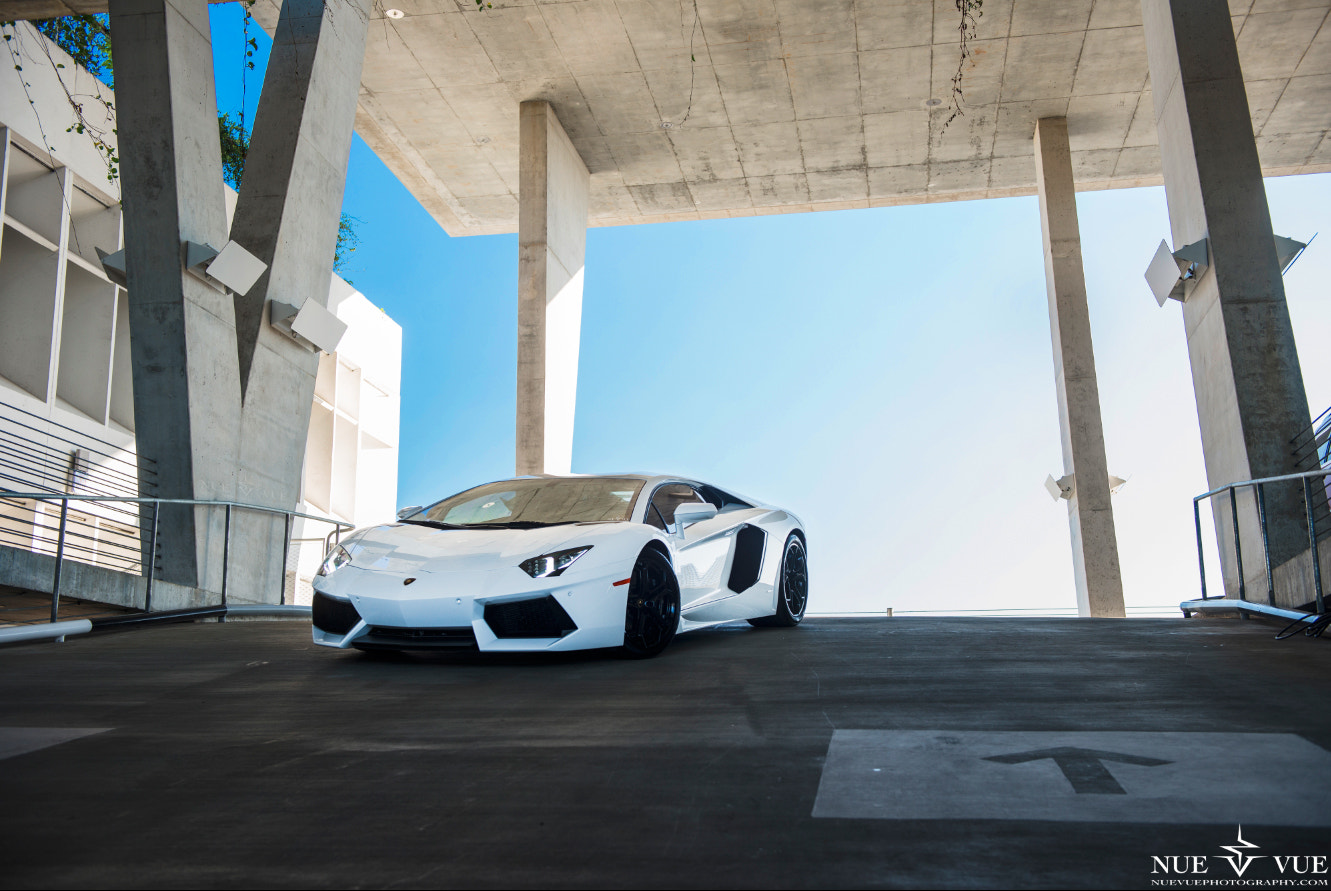 Photograph Aventador by Nue Vue on 500px
