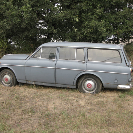 lost Volvo in Tuscany 3, Canon DIGITAL IXUS 970 IS