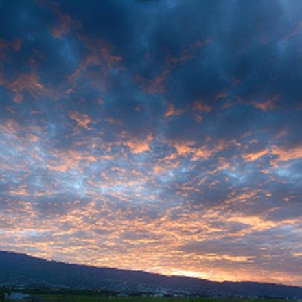 Sunset at Sainte Marie