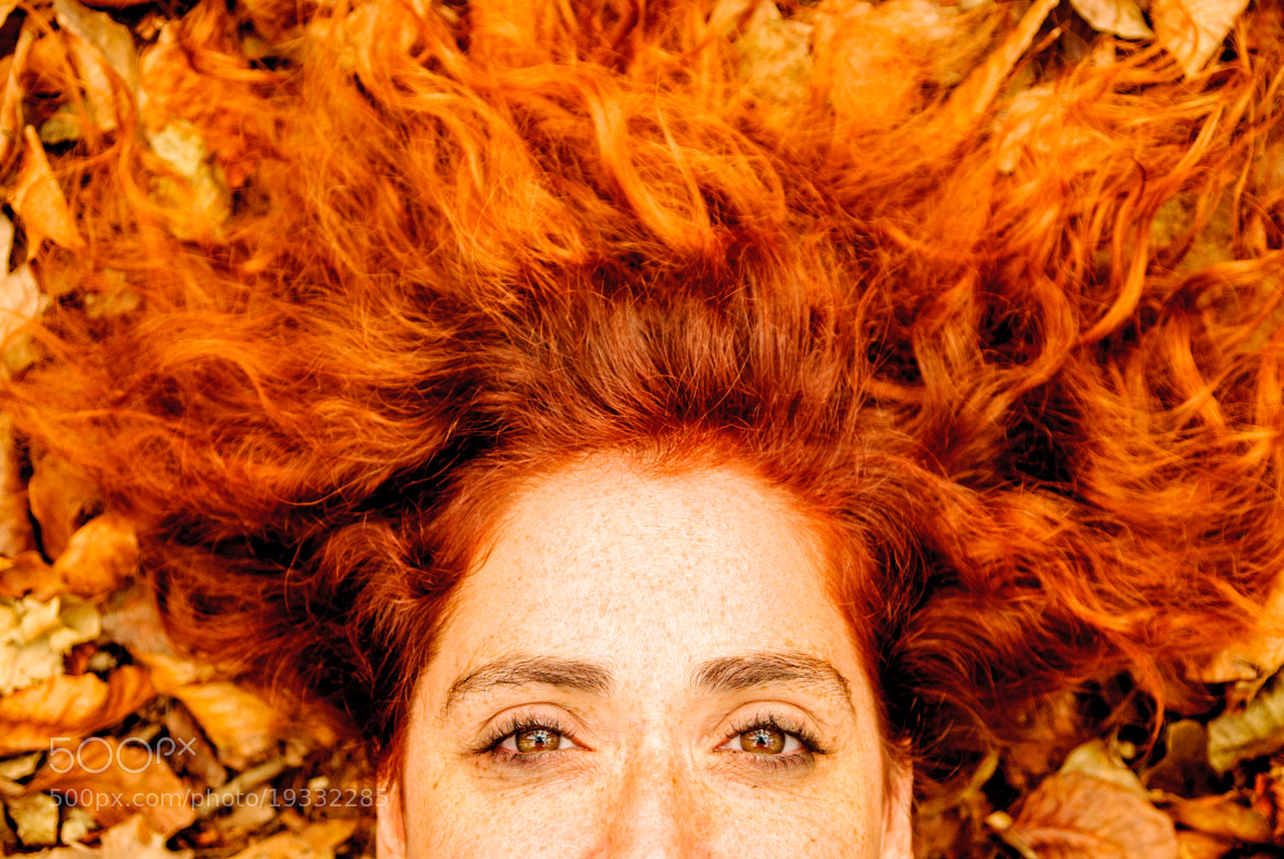 Photograph Ginger power by Abel Vilches Prat on 500px