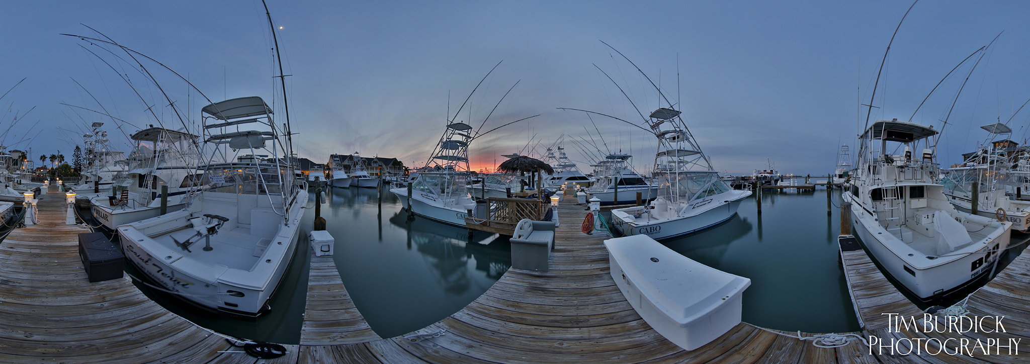 Photograph Virginia's on the Bay Sunset by Tim Burdick on 500px