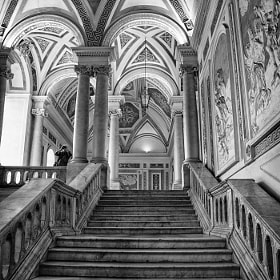 Ex Monastero dei Benedettini. Interno. by marisa leanza (superfrau)) on 500px.com